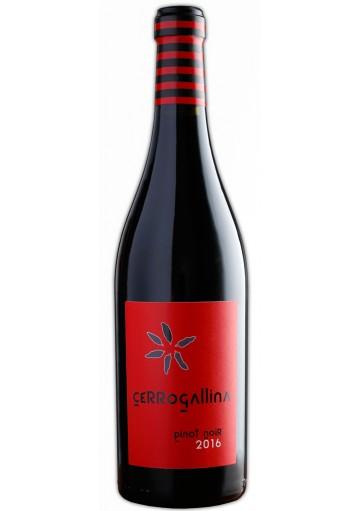 Vino tinto Cerro Gallina Pinot Noir 2016