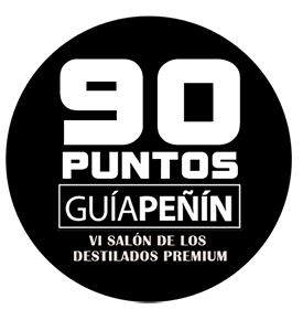 90 puntos guia peñin Licor Tequila Crema chocolate Buitral